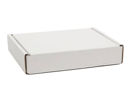 322 x 229 x 20mm White PIP Boxes - 2