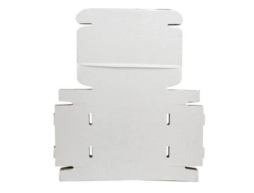 322 x 229 x 20mm White PIP Boxes - 3