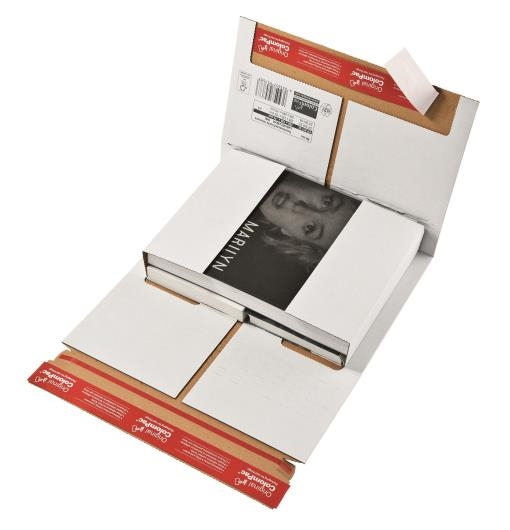 CP 037.52 - ColomPac Flexible Mailers - 250x190x75mm