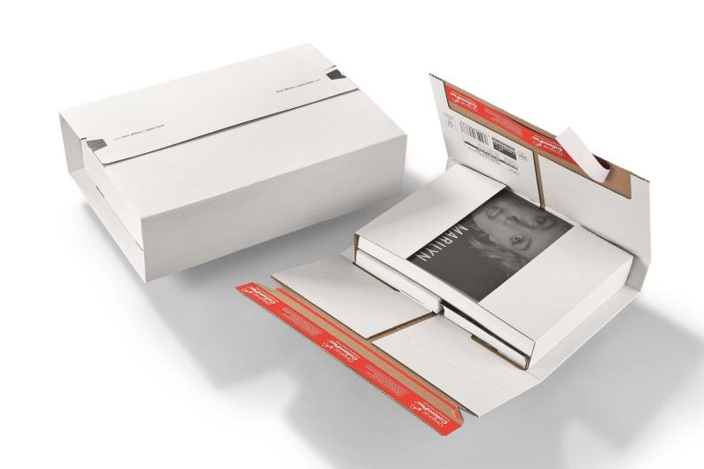 CP 037.52 - ColomPac Flexible Mailers - 250x190x75mm - 2