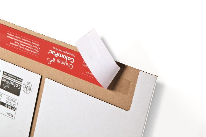 CP 037.52 - ColomPac Flexible Mailers - 250x190x75mm - 3