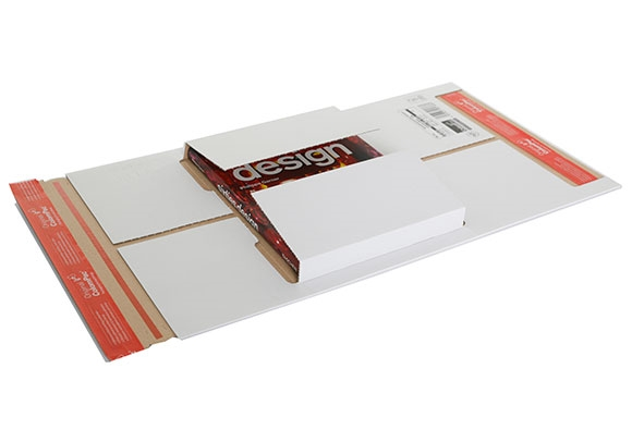 CP 037.53 - ColomPac Flexible Mailers - 305x230x92mm