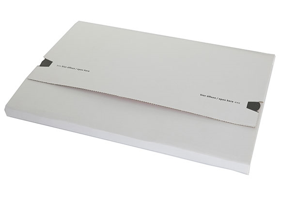 CP 037.54 - ColomPac Flexible Mailers - 350x260x70mm - 3