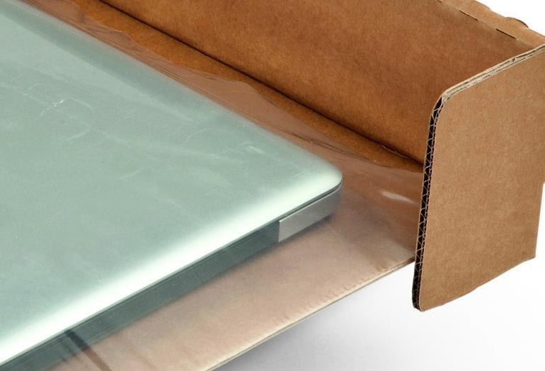 FT 140.002 - ColomPac Stretch Film Tray Insert - 110x135mm - 2