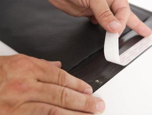 230 x 230mm Black Padded Envelopes - 3
