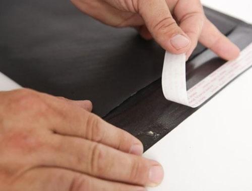 190 x 270mm Black Padded Envelopes - 3