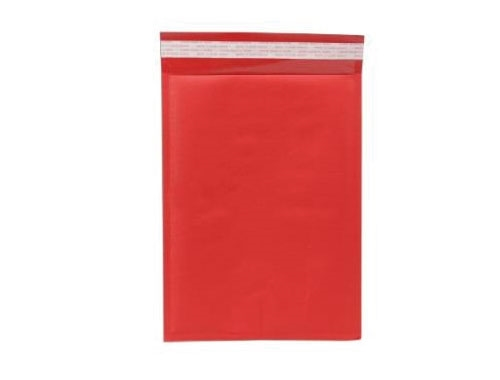 A4 Red Bubble Envelopes