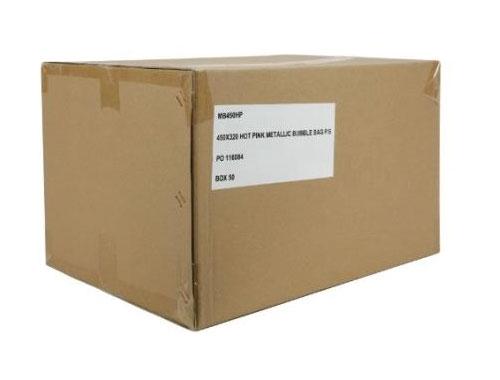 A4 Metallic Pink Padded Envelopes - 2