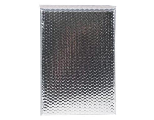 320 x 450mm Metallic Silver Bubble Envelopes