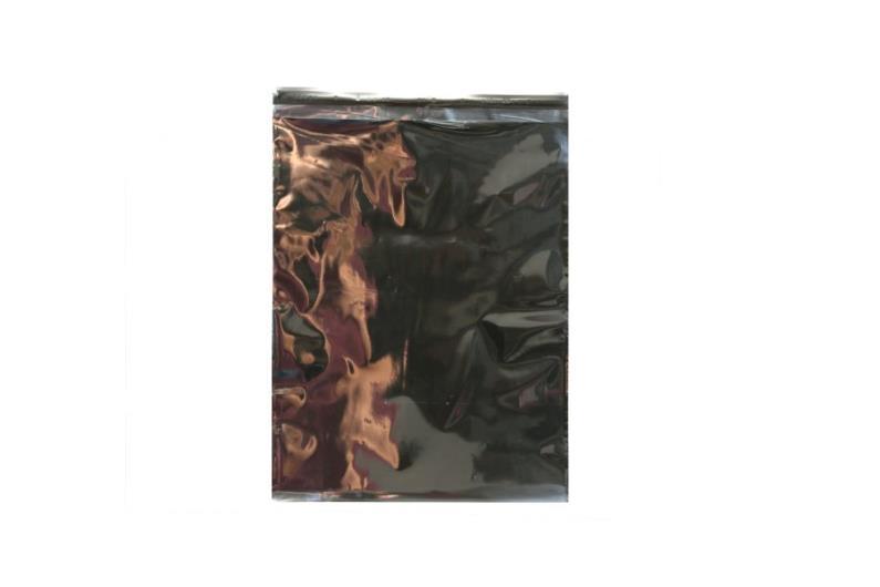 Silver Metallic Foil Mailer - 120 x 160mm