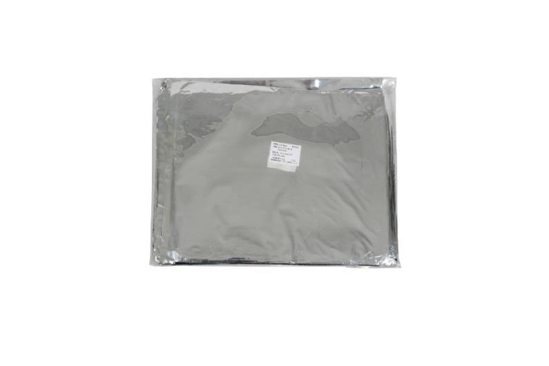 Silver Metallic Foil Mailer - 120 x 160mm - 2