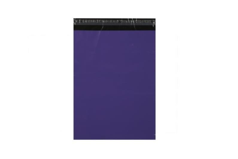 Purple Poly Mailer - 165 x 230mm