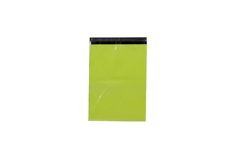 Neon Green Poly Mailer - 165 x 230mm