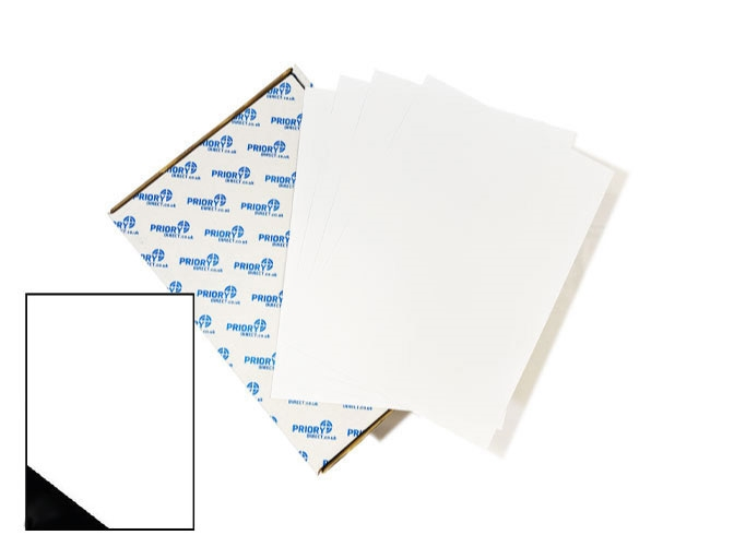 1 Per Sheet A4 Labels - Easy Peel - Square Corners