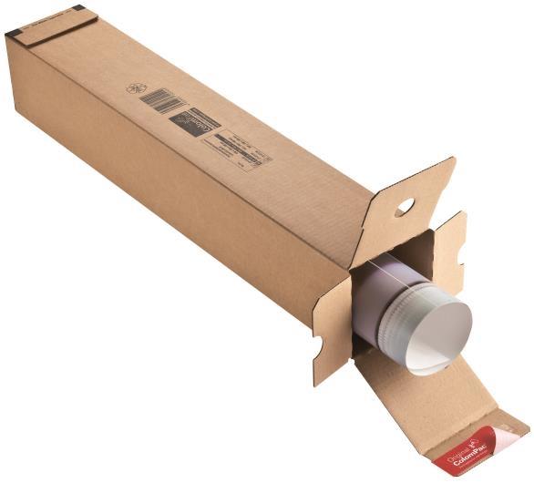 A0 ColomPac Square Postal Tubes