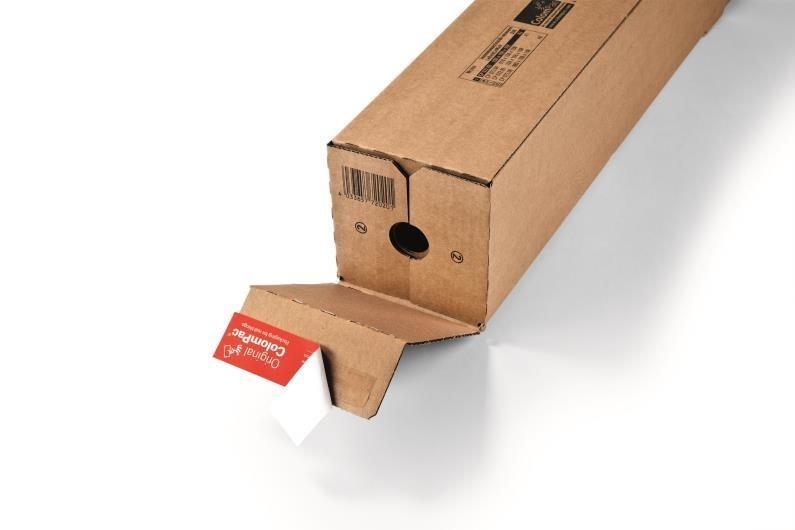 A0 ColomPac Square Postal Tubes - 3