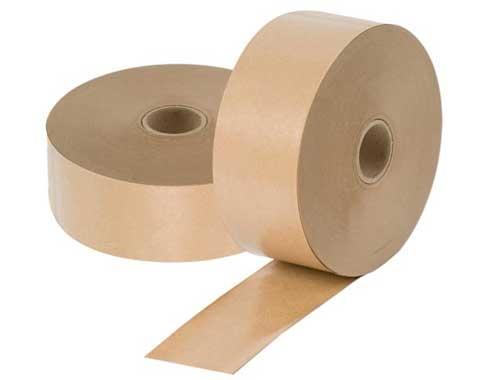 Reinforced Gummed Paper Tape - 2