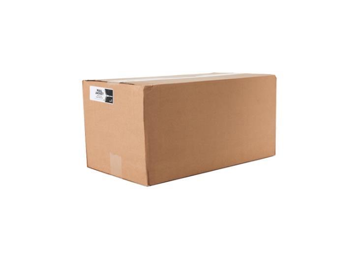 Size 5 MailJacket Cardboard Mailers - 2