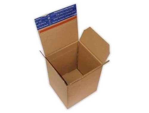 ColomPac Instant Bottom Large Mug Box - 120 x 120 x 145mm