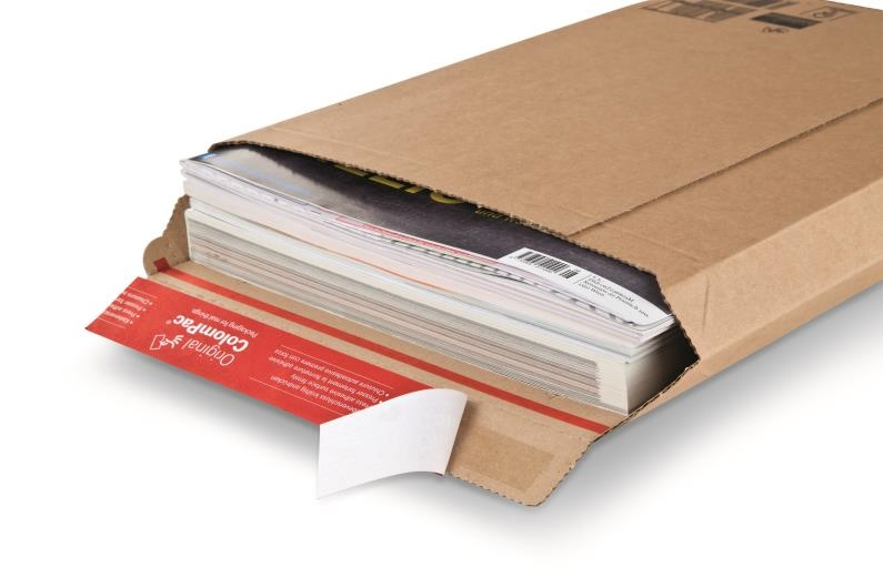 CP 010.12 ColomPac Lightweight Corrugated Envelopes - 3