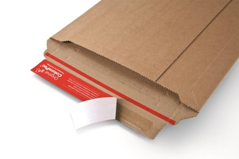 CP 010.12 ColomPac Lightweight Corrugated Envelopes - 4