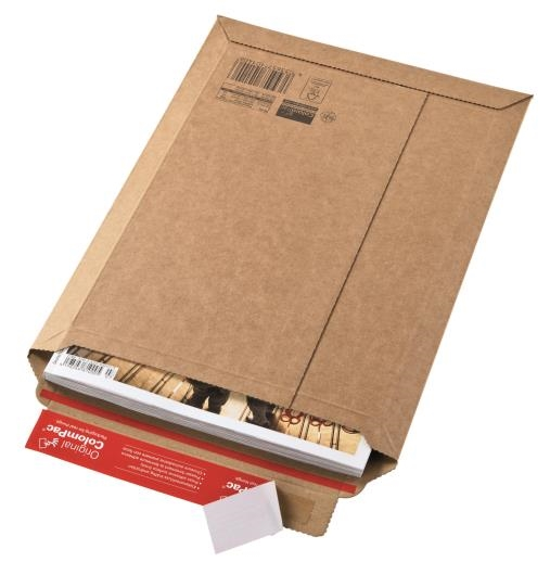 CP 010.13 ColomPac Lightweight Corrugated Envelopes