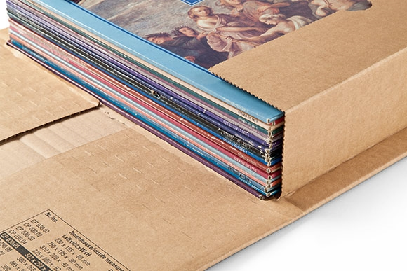 LP Vinyl Record Mailers - ColomPac CP 030.08 - 2