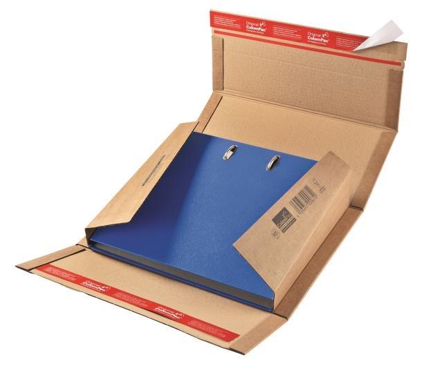 CP 055.01 - ColomPac Book Wrap - 320 x 290 x 35-80mm
