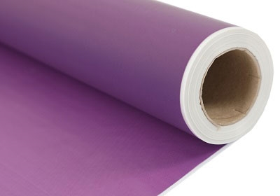 Frosted Purple Cellophane Rolls - 800mm x 80m