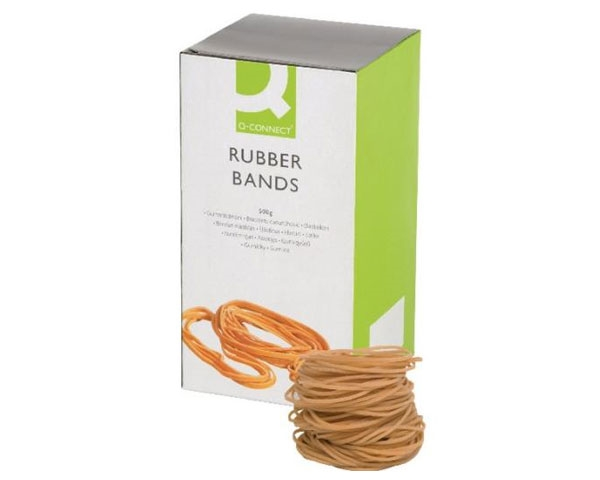 Rubber Bands No. 18 - 80 x 1.5mm