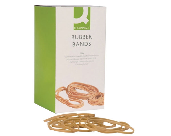 Rubber Bands No. 34 - 100 x 3mm