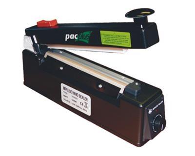 Impulse Heat Sealer With Cutter - 200mm
