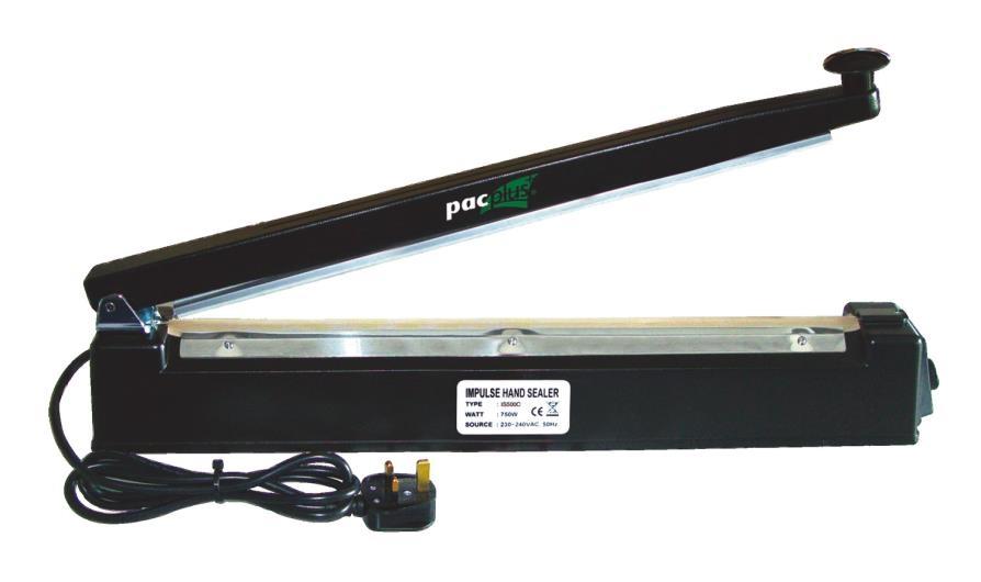 Impulse Heat Sealer - 500mm