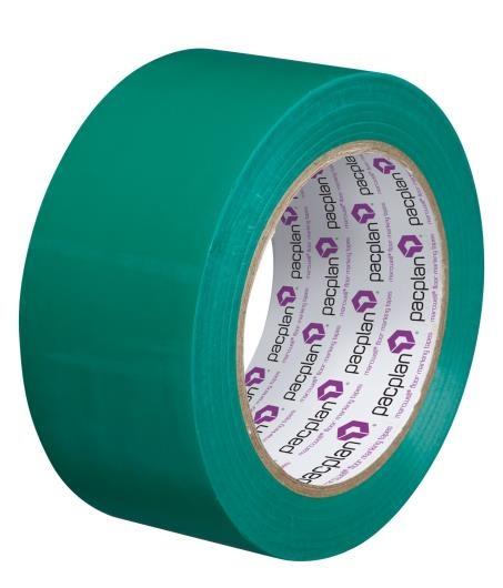 Green Floor Marking Tape - 50mm x 33m
