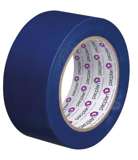 Blue Floor Marking Tape - 50mm x 33m