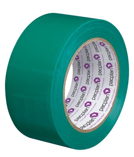 Green Floor Marking Tape - 50mm x 33m