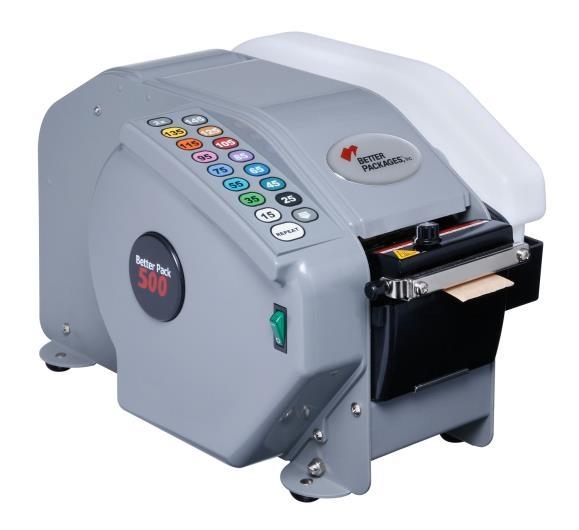 Electronic Gummed Tape Dispenser