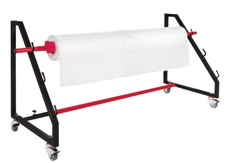 Shrink Wrap Pallet Covers Dispenser