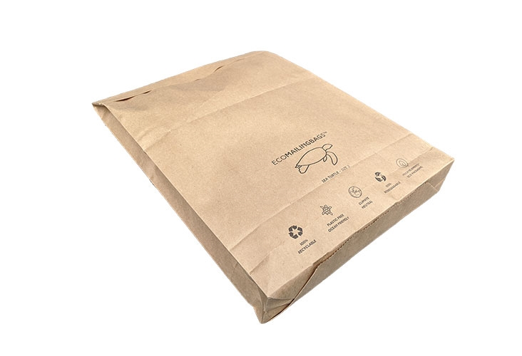 250 x 353 x 50mm Paper Mailing Bags