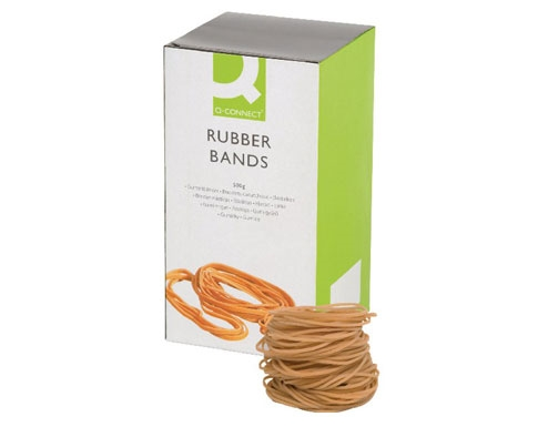Rubber Bands No. 24 - 150 x 1.5mm