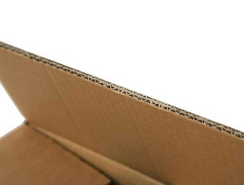 350 x 350 x 200mm Double Wall Cardboard Boxes - 3