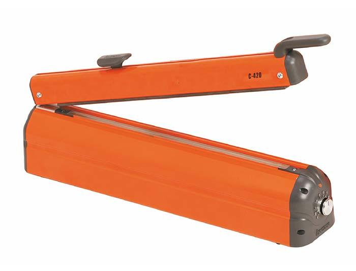 Impulse Heat Sealer with Cutter - 820mm - C-Type