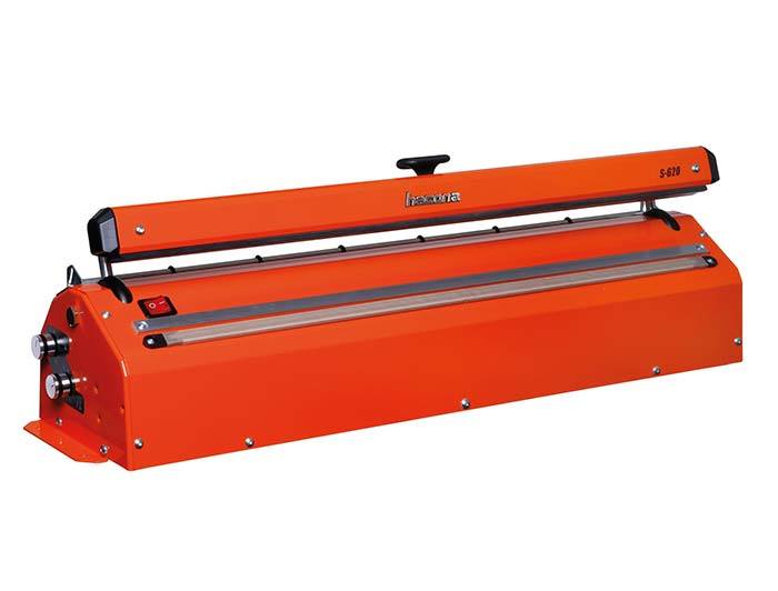 Industrial Impulse Heat Sealer with Cutter - 620mm - S-Type