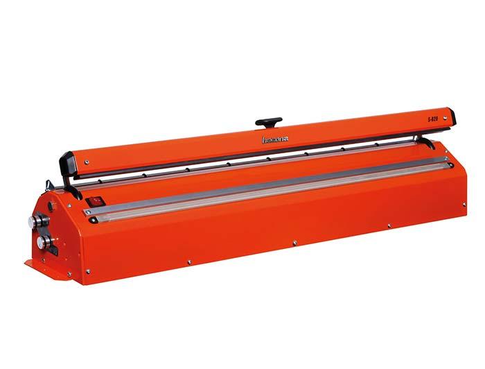Industrial Impulse Heat Sealer with Cutter - 820mm - S-Type