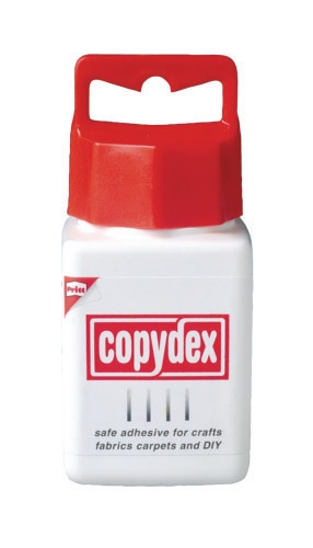 Copydex Latex Glue Bottle