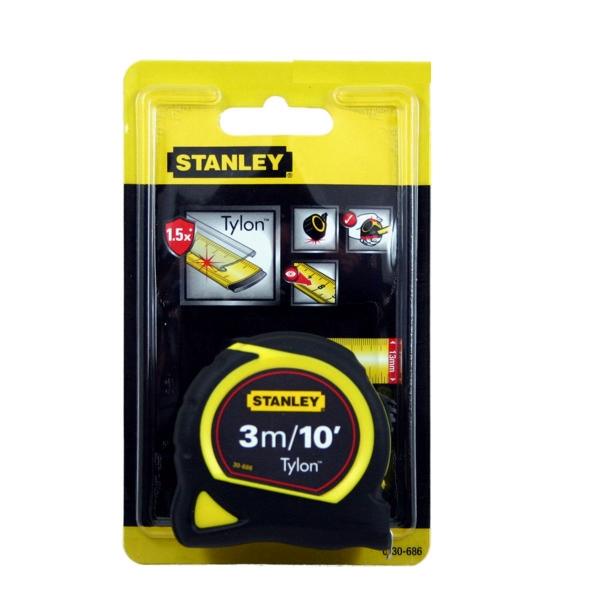 3m Stanley Retractable Tape Measure - 2