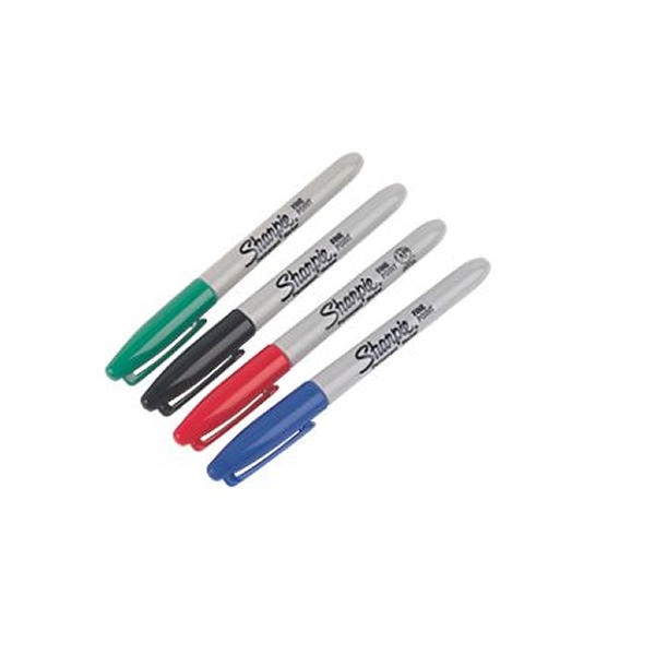 Sharpie Fine Permanent Markers - Assorted