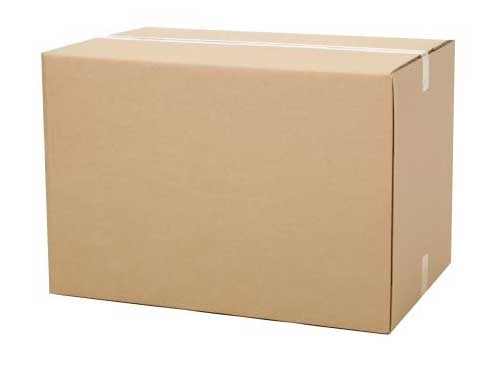 229 x 229 x 152mm Double Wall Cardboard Boxes - 3