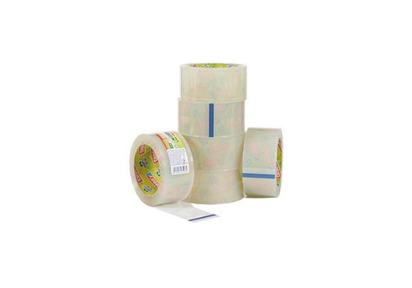 50mm x 66m Tesa Recycled Packing Tape - Clear