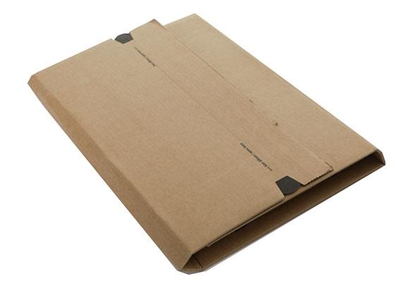 CP 035.04 - Colompac Reinforced Book Wrap - 350 x 260 x 70mm - 3